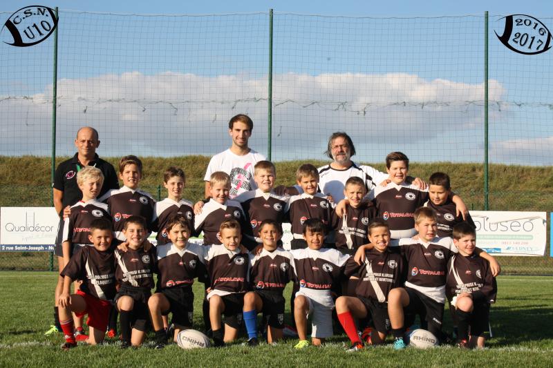 Équipe U10 2016-2017