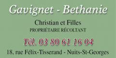 GAVIGNET-BETHANIE