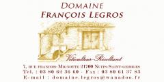 Domaine LEGROS_Francois