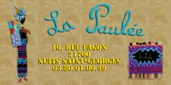 LA_PAULÉE