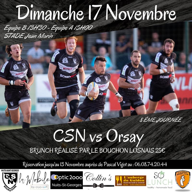 CSN Orsay du 17 novembre 2019